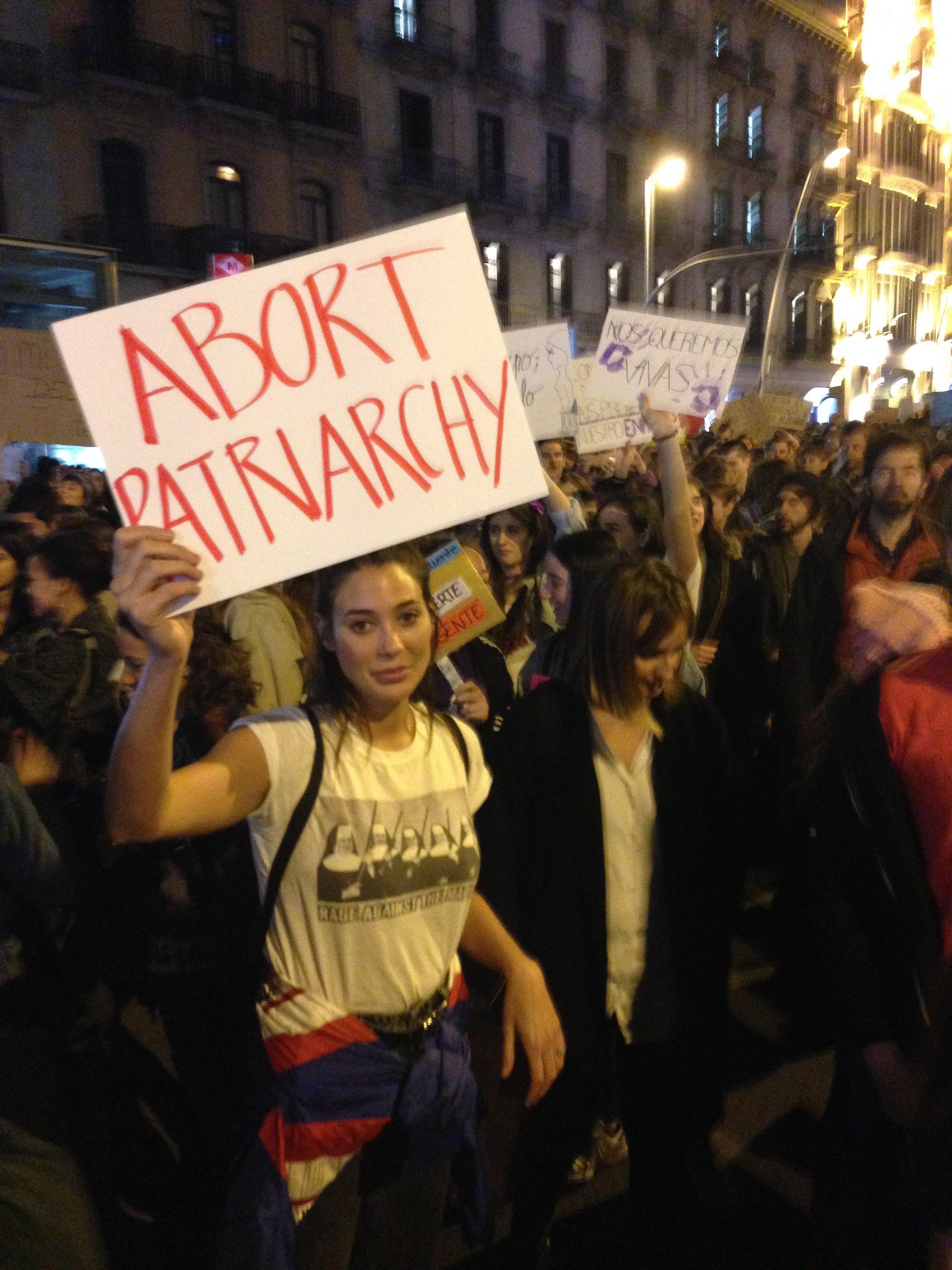 12 Abort Patriarchy