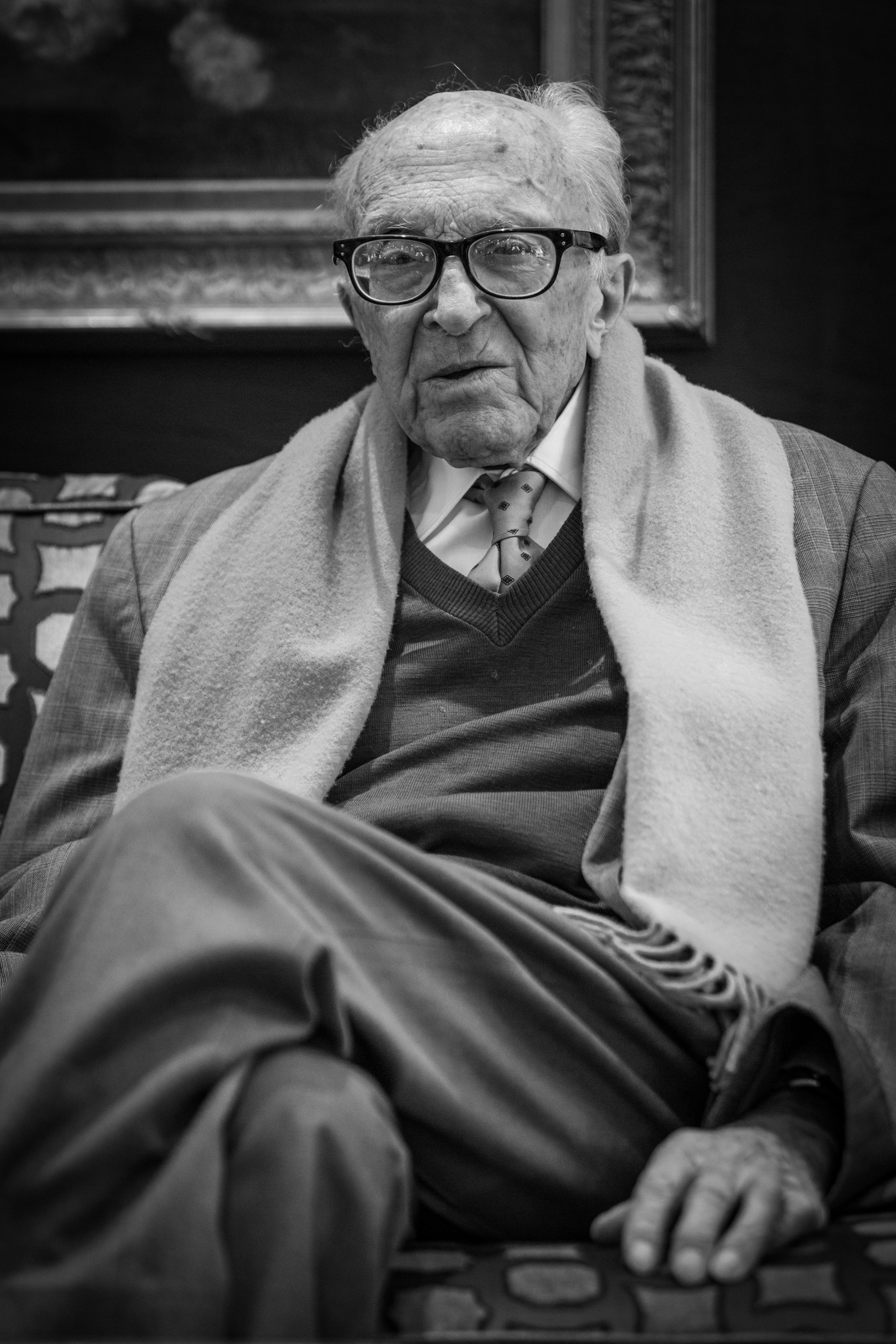 Boris Pahor par Claude Truong Ngoc juin 2015