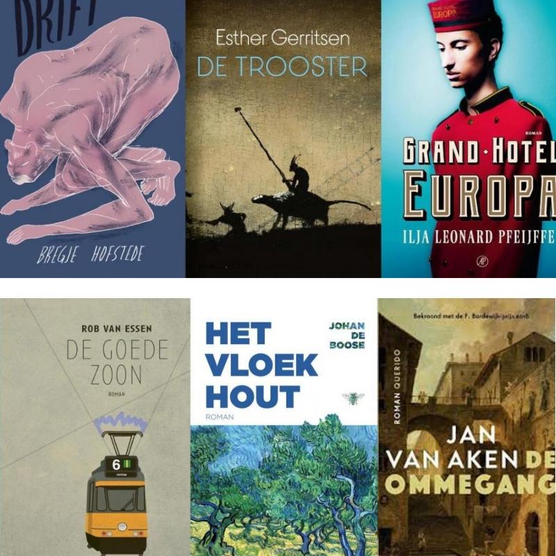 Libris-shortlist