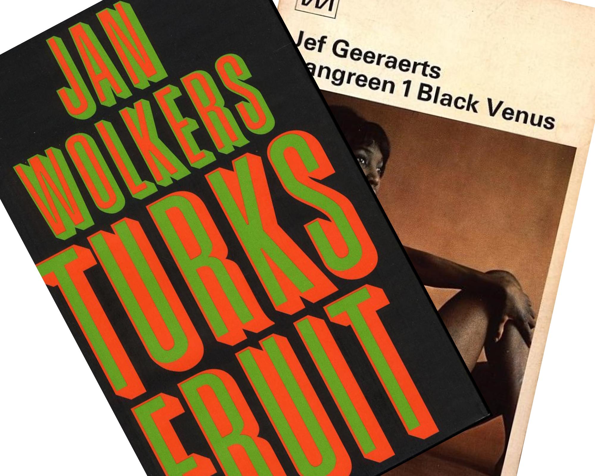 Turks fruit en Black Venus
