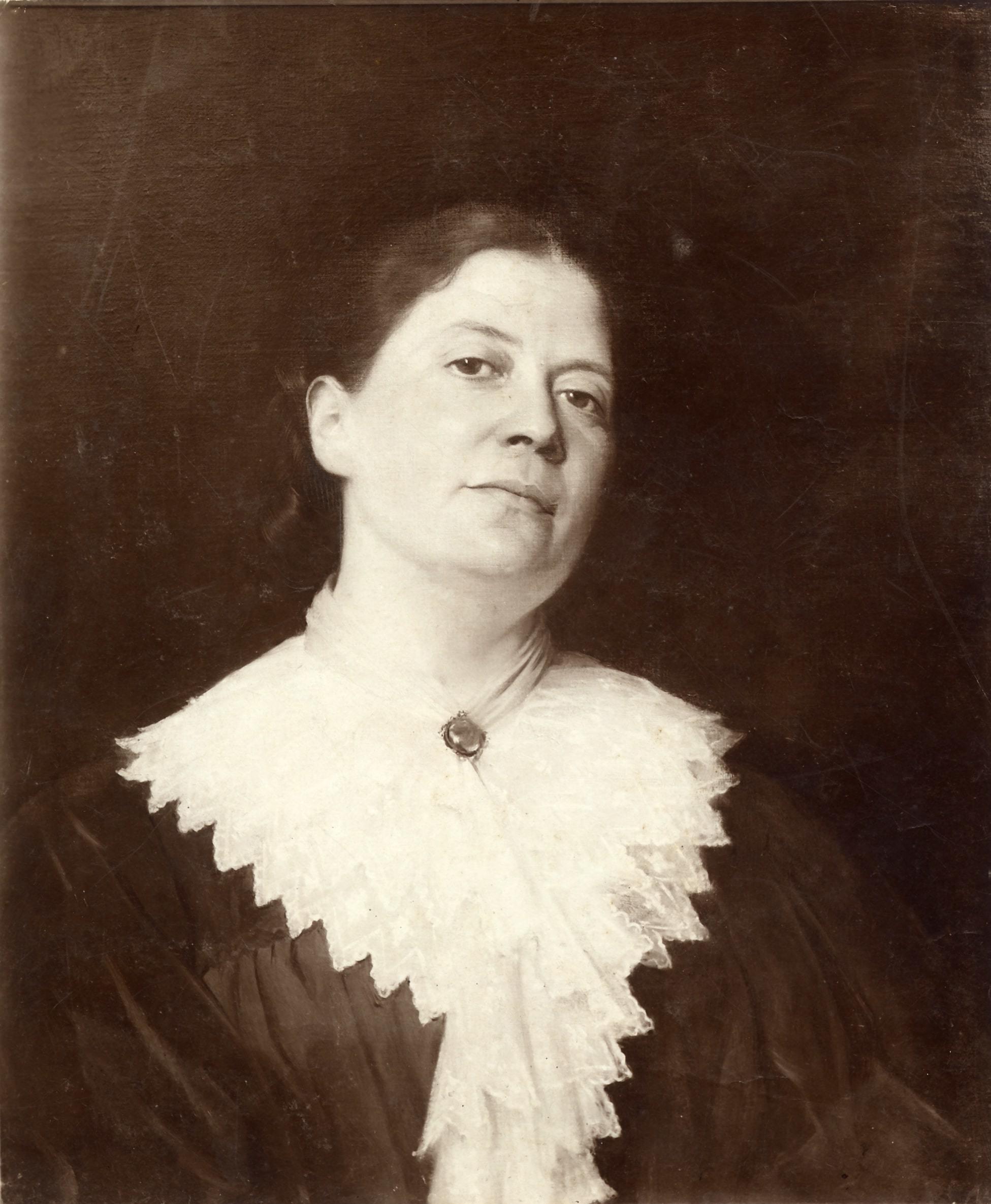 Virginie-Loveling-schilderij