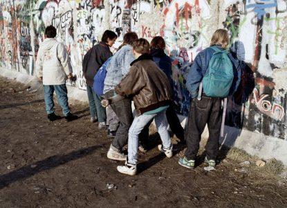 0575 1989 BERLIN Mauer 1 december 14305335541