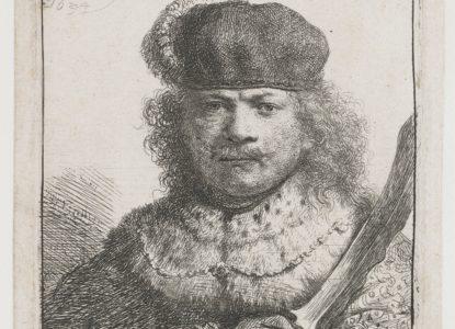 1.-Rembrandt-van-Rijn-Zelfportret-1634-ets.-Rijksmuseum-Amsterdam