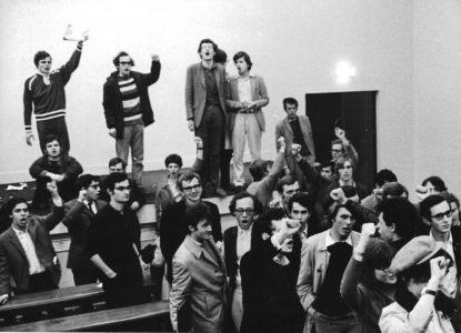 BOEKEN GESCHIEDENIS 5 1968 in Nanterre