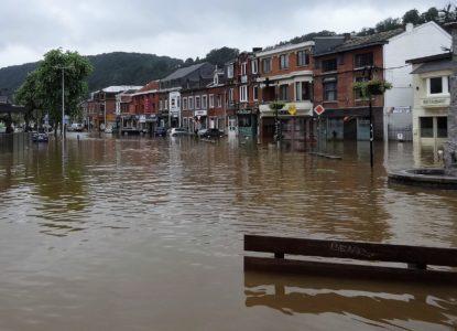 Floods 16 July 2021 Belgium Tilff 8 ITN