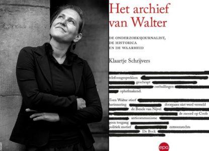 Klaartje Schrijvers Het archief van Walter