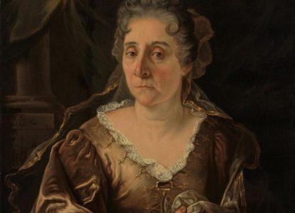 Ruysch portret c museum Boijmans Beuningen