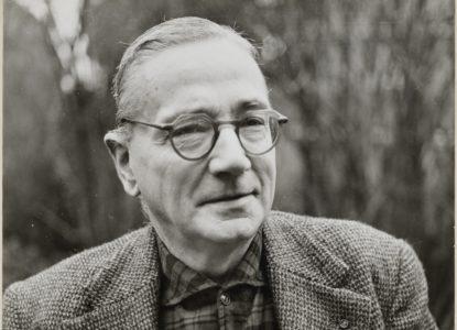 Simon Vestdijk c literatuurmuseum