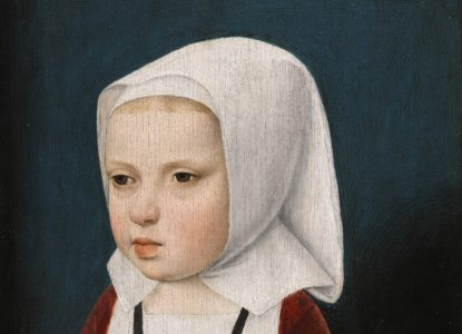 Master of the magdalene legend isabella of austria post restoration