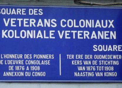 Square des veterans coloniaux