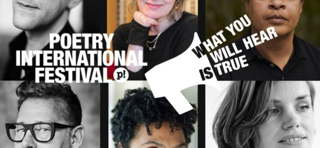Image poetry international festival