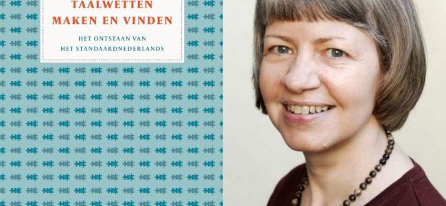 Nicoline van der Sijs Saskia Aukema Taalwetten