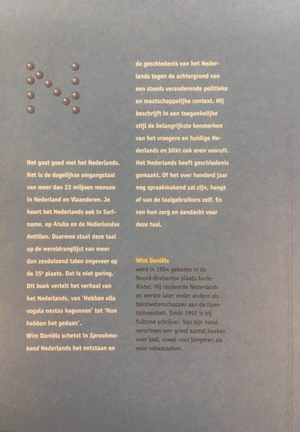 FRONT-spraakmakend Nederlands