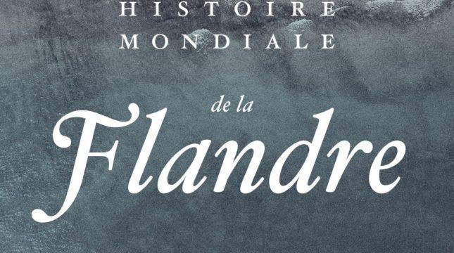 Cover Histoire de la Flandre 1 bijgesneden