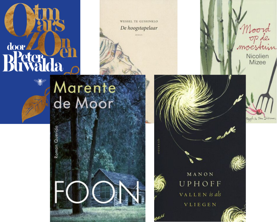 Bookspot shortlist