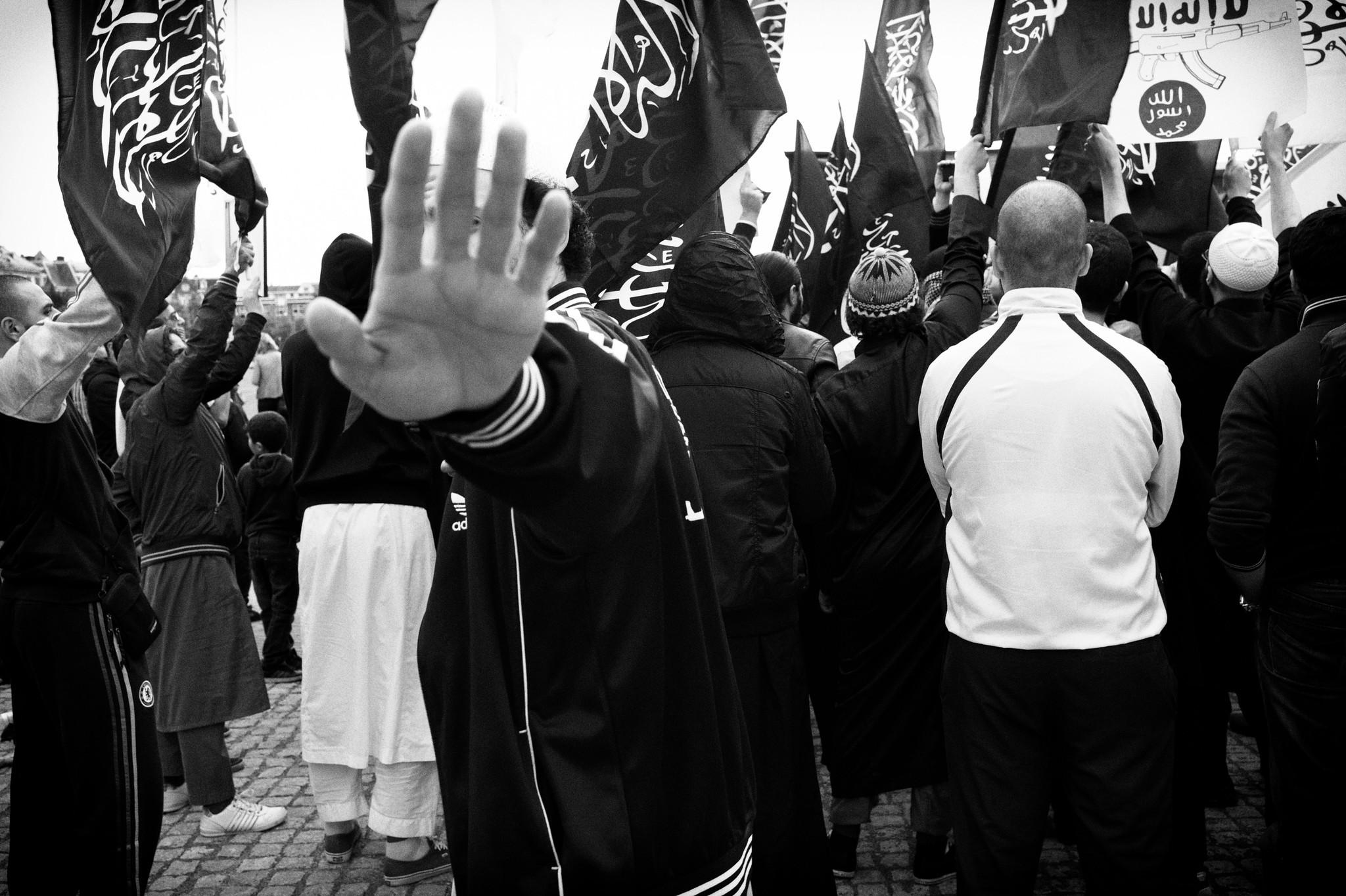 Moslimextremisme Guido van Nispen via Flickr